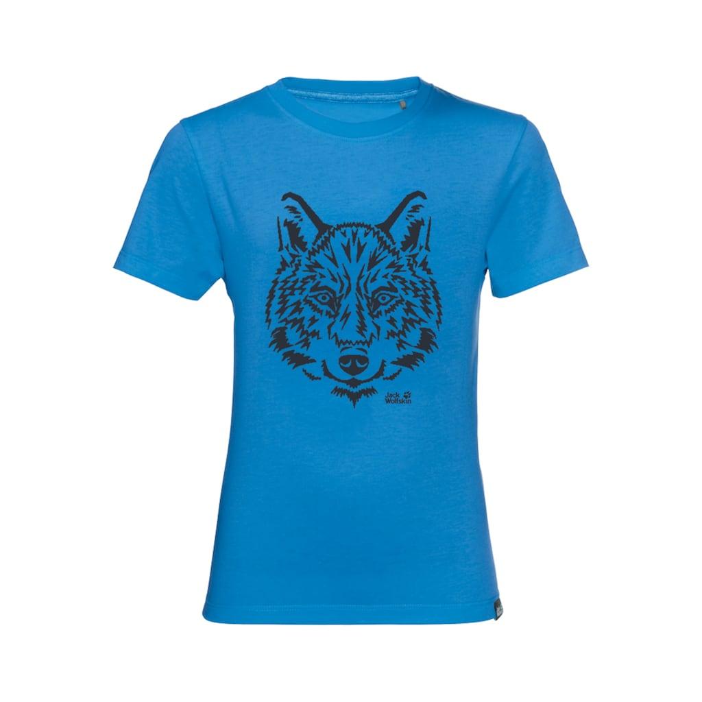 Jack Wolfskin T-Shirt »BRAND T KIDS«