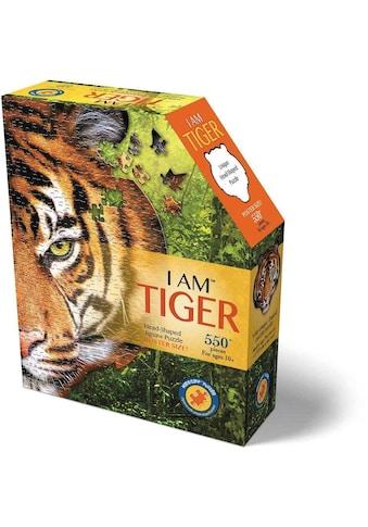 """Konturenpuzzle """"Tiger"""" kaufen"""