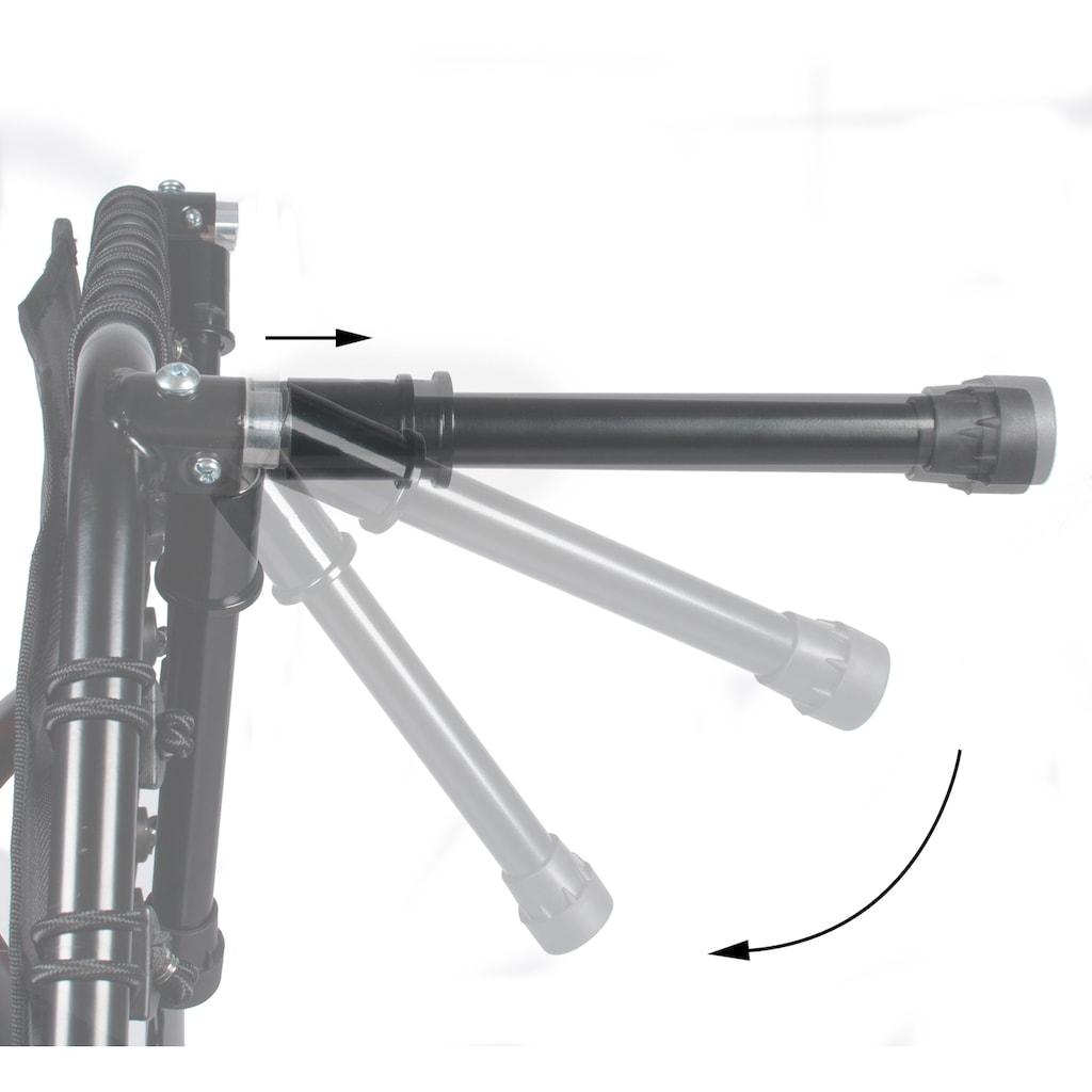 SportPlus Fitnesstrampolin »SP-T-111F«, Ø 126 cm