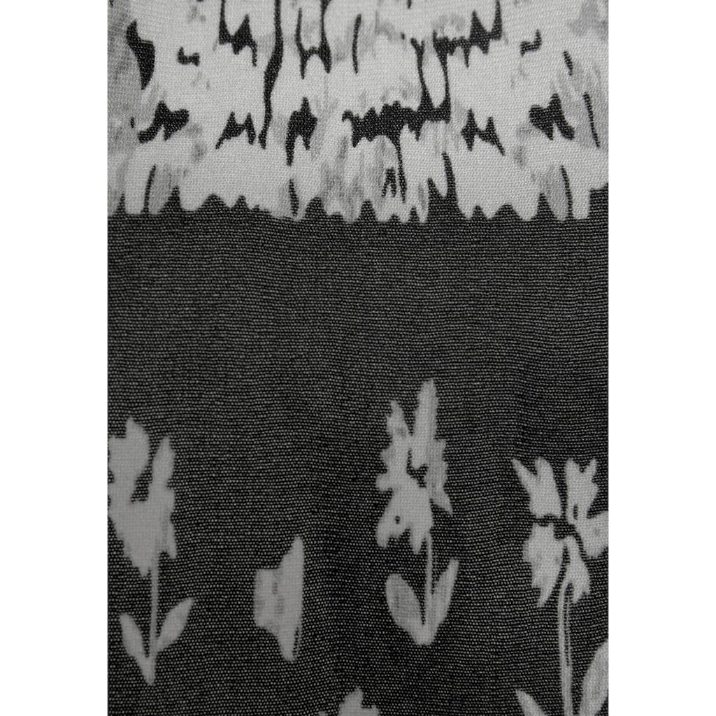 LASCANA Maxikleid, mit floralem Print