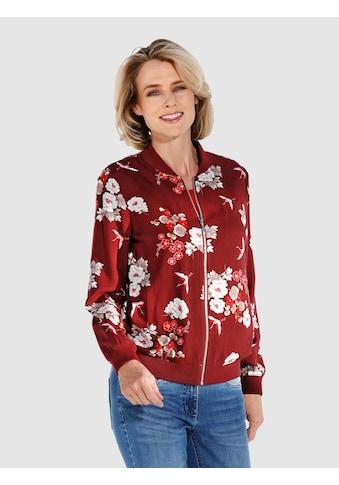 Dress In Blouson mit floralem Print kaufen