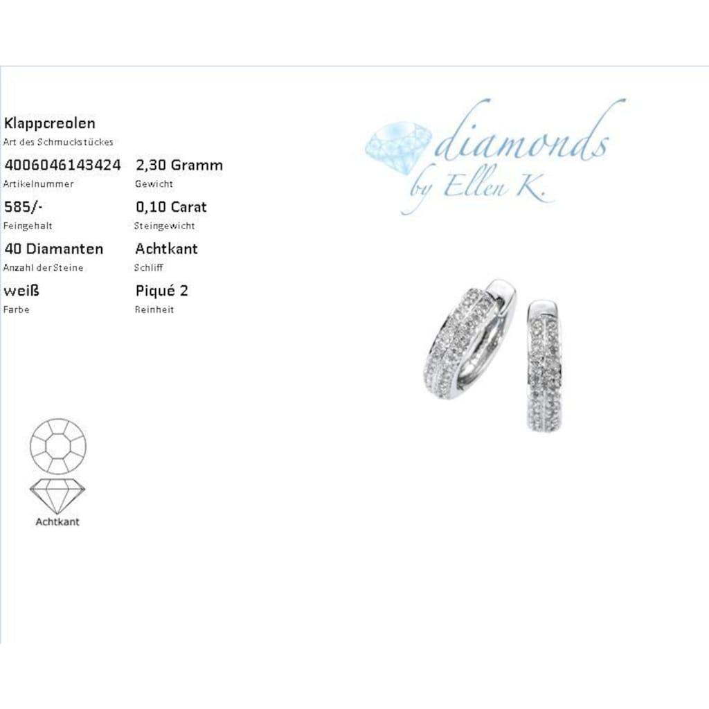 Diamonds by Ellen K. Creolen