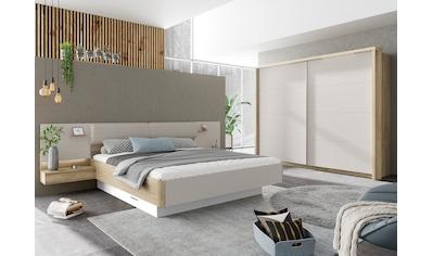 Holzzone Schlafzimmer-Set »Capri« kaufen