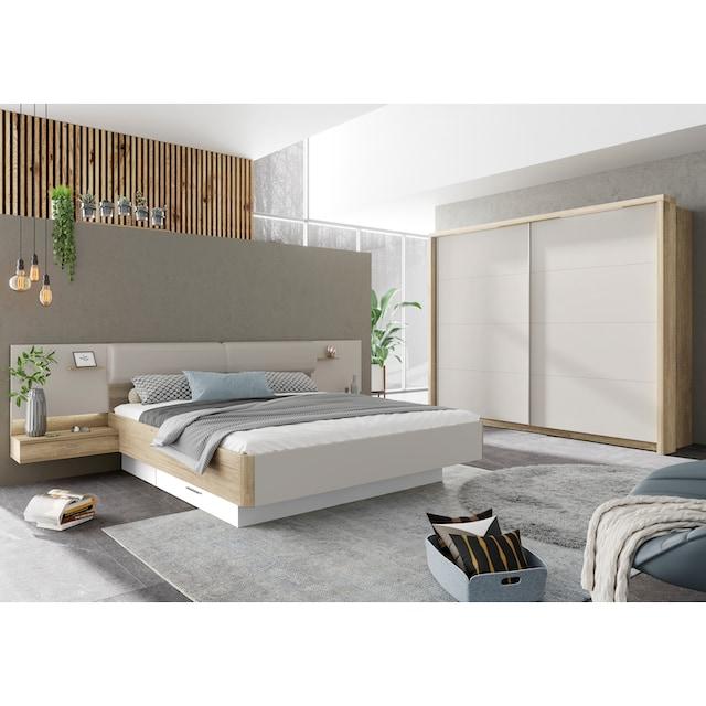 Holzzone Schlafzimmer Set Capri Kaufen Baur