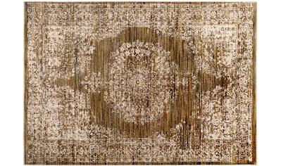 GALLERY M Teppich »Bella«, rechteckig, 8 mm Höhe, Wohnzimmer kaufen