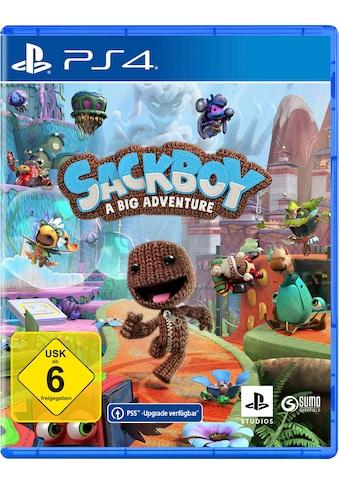 Sackboy: A Big Adventure PlayStation 4 kaufen