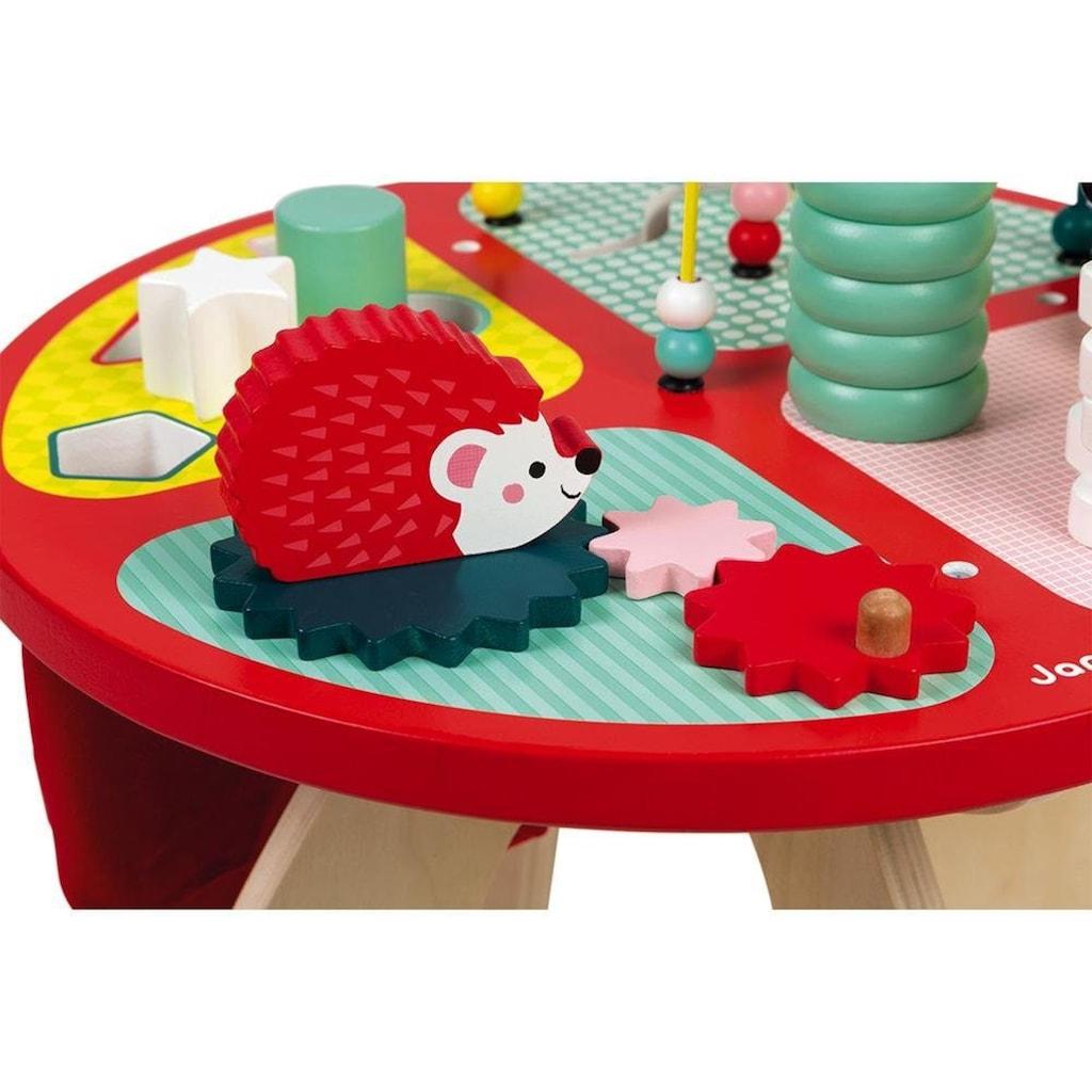 Janod Spieltisch »Baby Forest Activity Tisch«