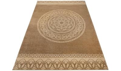 Teppich, »Salome«, Home affaire, rechteckig, Höhe 12 mm, maschinell gewebt kaufen