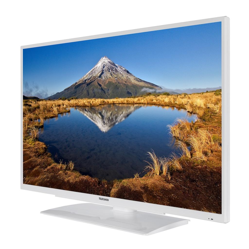 Telefunken XF40G511-W LED-Fernseher (102 cm / (40 Zoll), Full HD, Smart-TV