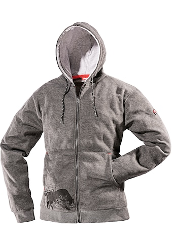Bullstar Kapuzensweatjacke »Kapuzen-Sweatjacke BULLSTAR«, mit 2 Taschen kaufen