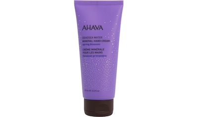 "AHAVA Handcreme ""Deadsea Water Mineral Hand Cream Spring Blossom"" kaufen"