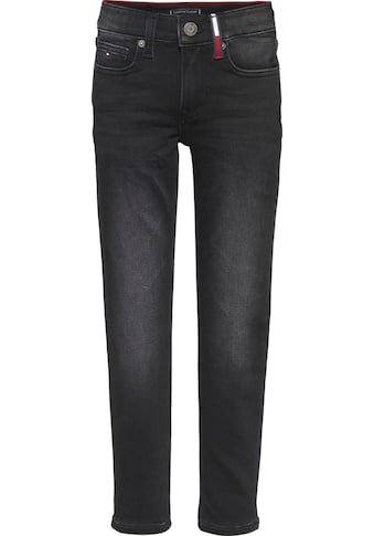 TOMMY HILFIGER Stretch - Jeans »SPENCER SLIM BRUSHED  -  B« kaufen