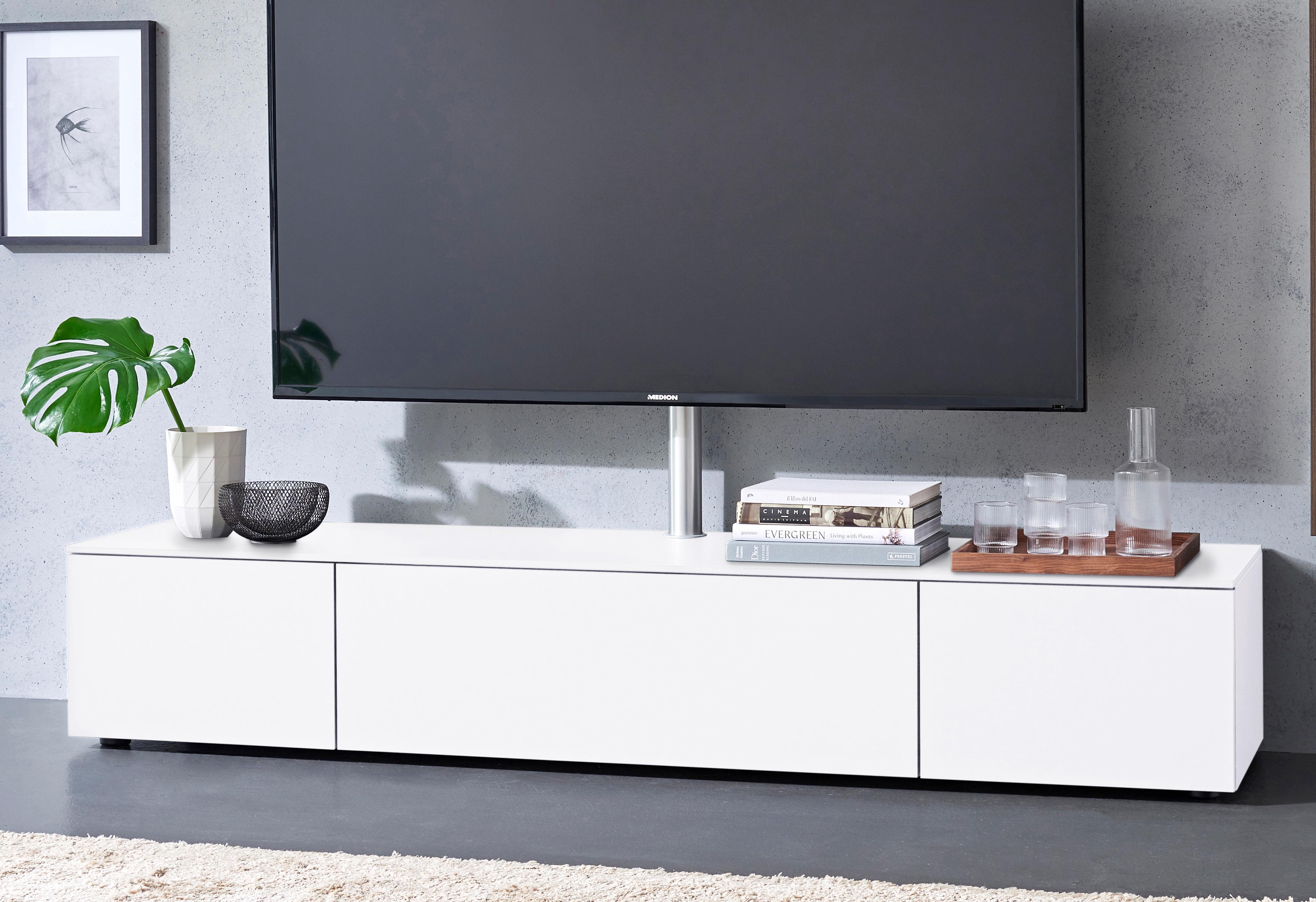 SPECTRAL Lowboard Select, wahlweise mit TV-Halterung, Breite 200 cm günstig online kaufen