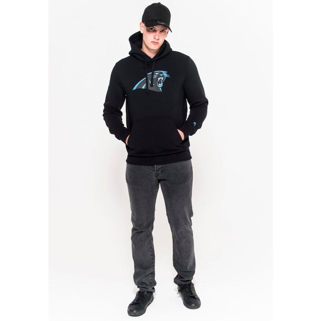 New Era Kapuzensweatshirt »CAROLINA PANTHERS«