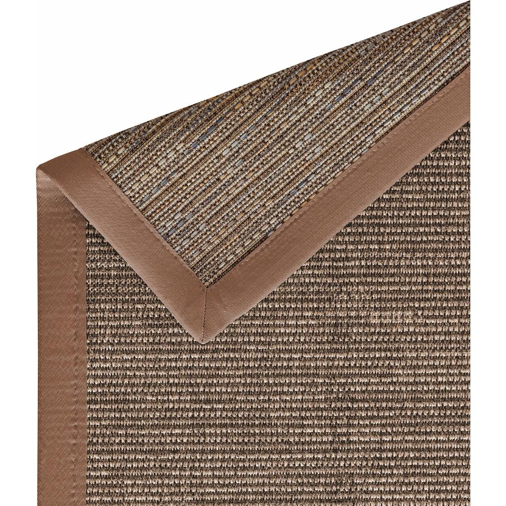 Läufer, »Naturino Effekt«, Dekowe, rechteckig, Höhe 8 mm, maschinell gewebt
