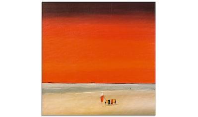 Artland Glasbild »Gute Zeiten II«, Himmel, (1 St.) kaufen