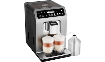 Krups Kaffeevollautomat »EA894T Evidence Plus One-Touch-Cappuccino«, Platzsparend mit... kaufen