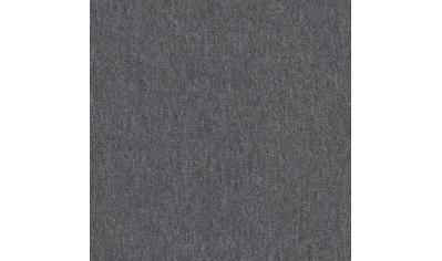Teppichfliese »Neapel mittelgrau«, 4 Stück (1 m²), selbstliegend kaufen