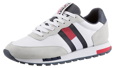 Tommy Jeans Sneaker »RETRO TJM MIX POP RUNNER«, im Materialmix kaufen