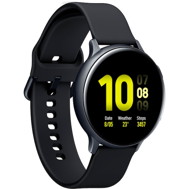 Samsung Galaxy Watch Active2 Aluminium, 44 mm, Bluetooth (SM-R820) Smartwatch (3,4 cm / 1,4 Zoll)