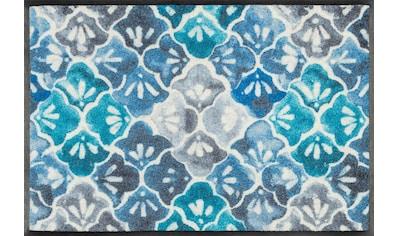 wash+dry by Kleen-Tex Fußmatte »Ground«, rechteckig, 7 mm Höhe, Schmutzfangmatte, In-... kaufen
