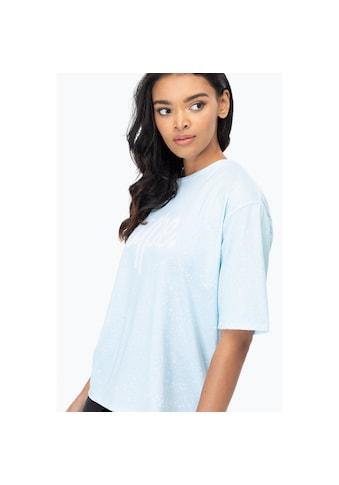 Hype T-Shirt »Damen mit Logo, gesprenkelt« kaufen