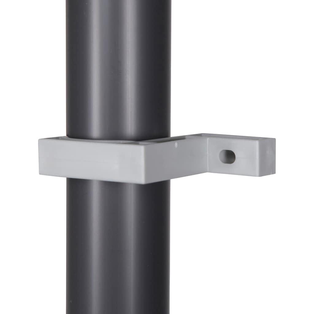 ONDIS24 Steckregal »Worker 120 XL«, (1 St.), 5 Fachböden, Kunststoff