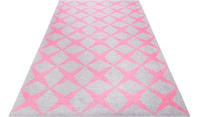 Teppich, »Caledon«, Esprit, rechteckig, Höhe 6 mm, maschinell gewebt kaufen