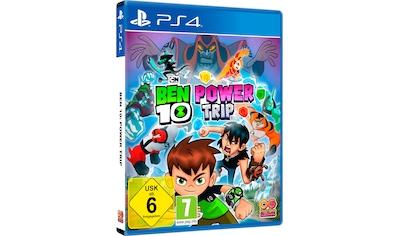 Outright Games Spiel »Ben 10: Power Trip!«, PlayStation 4 kaufen