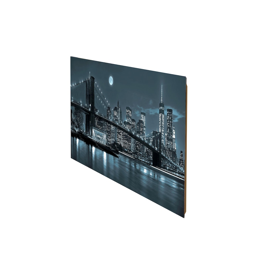 Home affaire Deco-Panel »Brooklyn«, 100/50 cm