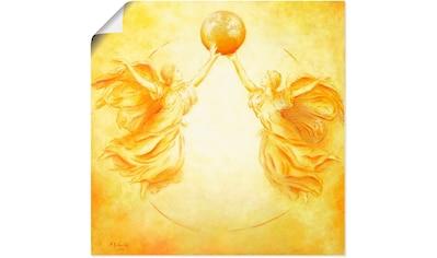 Artland Wandbild »Schutzengel der Erde« kaufen