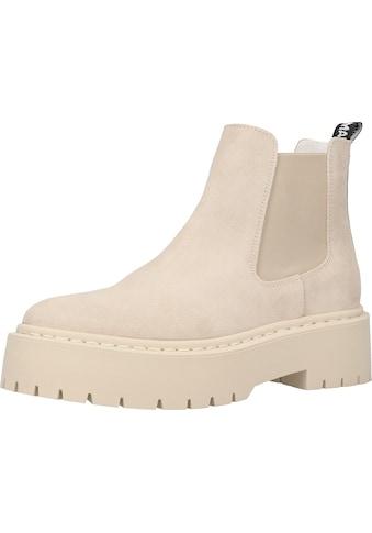 STEVE MADDEN Stiefelette »Veloursleder/Textil« kaufen
