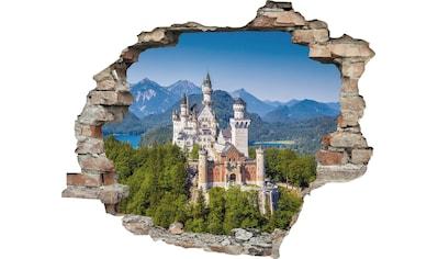 queence Wandtattoo »Schloss« kaufen