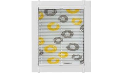 sunlines Plissee nach Maß »Start-up Style Circles«, Lichtschutz, ohne Bohren,... kaufen