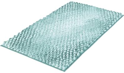 Badematte »Cory«, Kleine Wolke, Höhe 24 mm, rutschhemmend beschichtet, fußbodenheizungsgeeignet kaufen