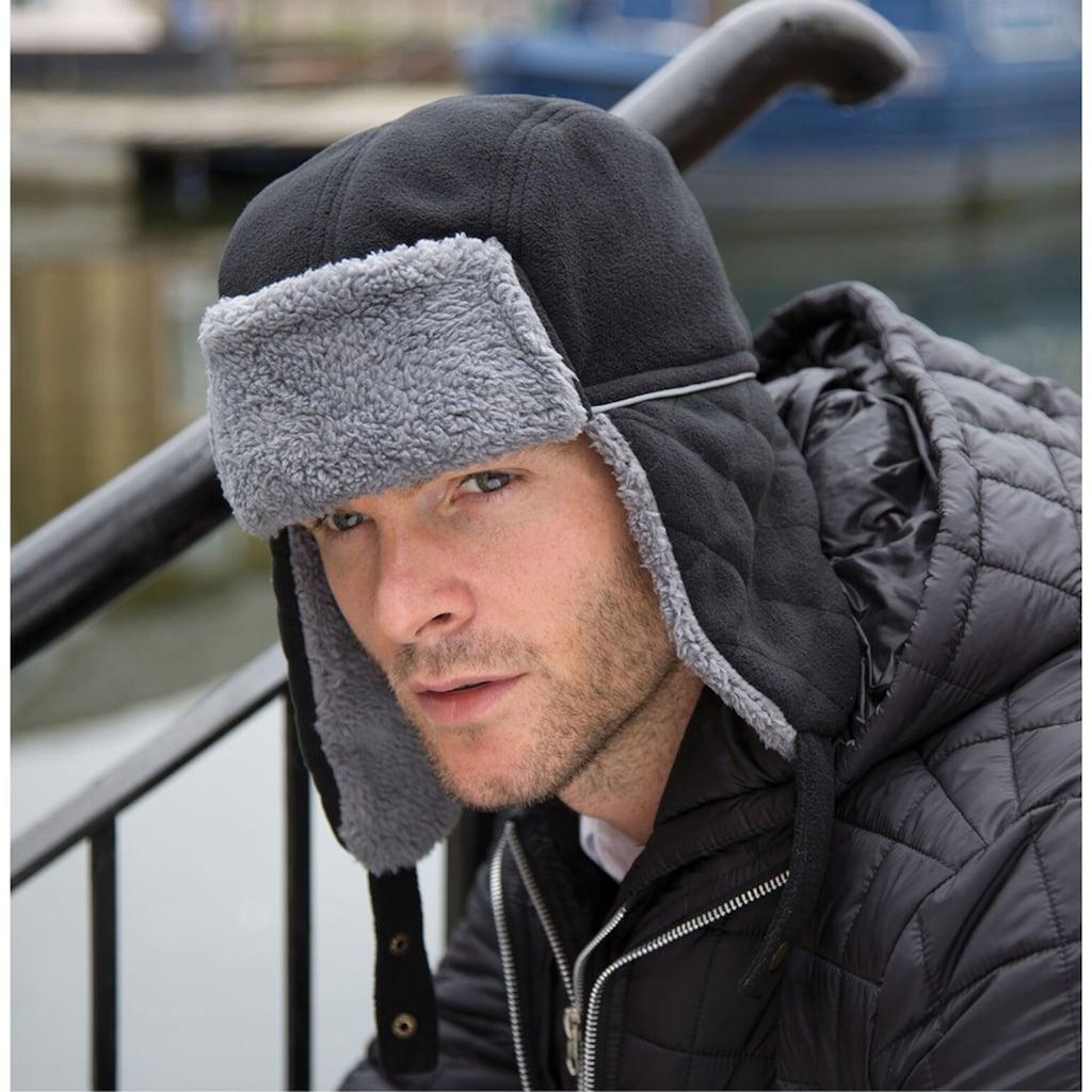 Result Ohrenmütze »Winter Essentials Ocean Trapper Mütze«