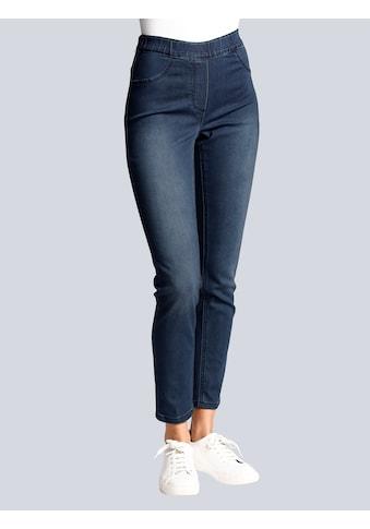 Alba Moda Jeggings in Super Stretch - Qualität kaufen