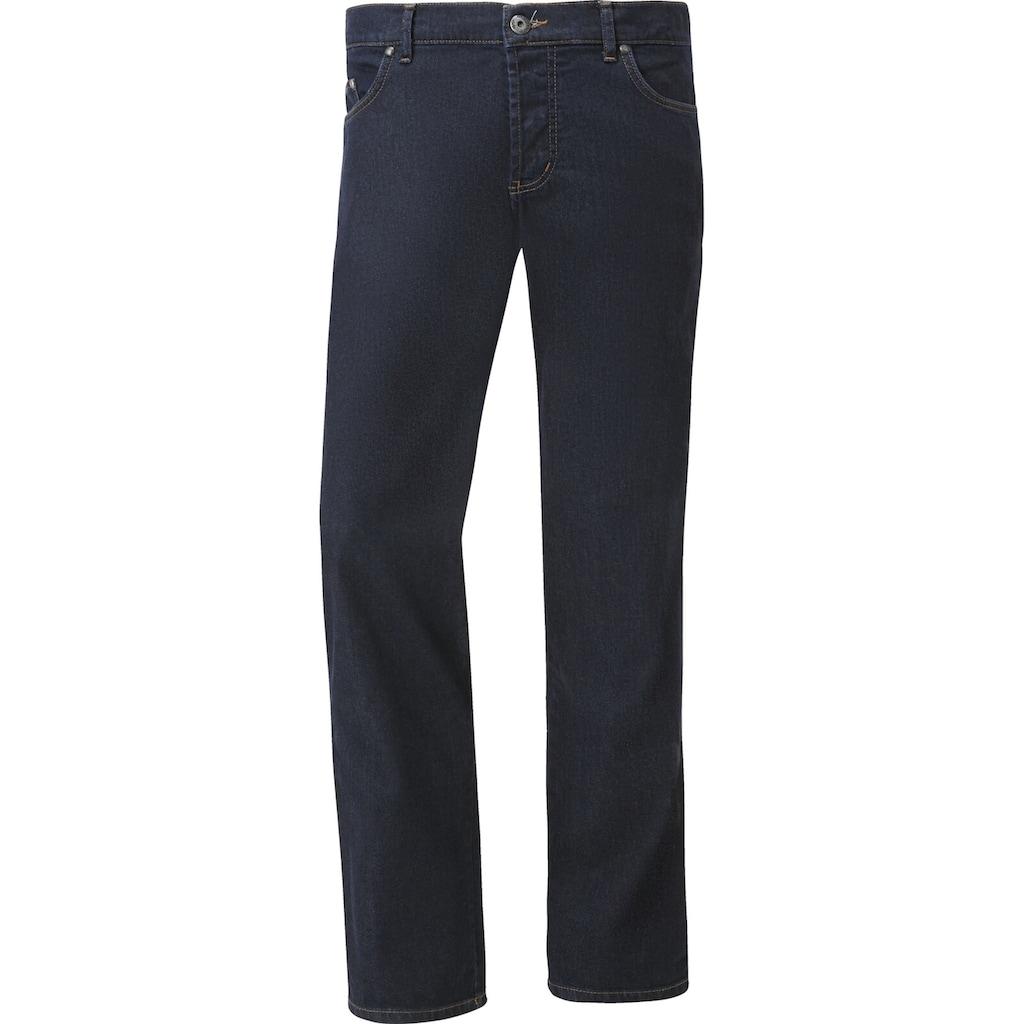 Jan Vanderstorm 5-Pocket-Jeans »BARNET«, tiefe Farbe mit Kontraststepp