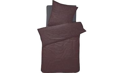 damai Wendebettwäsche »Stray«, mit besonderem Muster kaufen