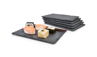 SÄNGER Platzset »Schieferplatten Set Sushi« kaufen
