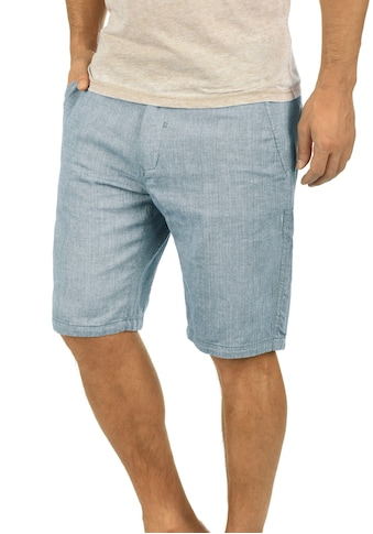 Blend Shorts »20703656ME«, kurze Hose aus Leinenqualität kaufen