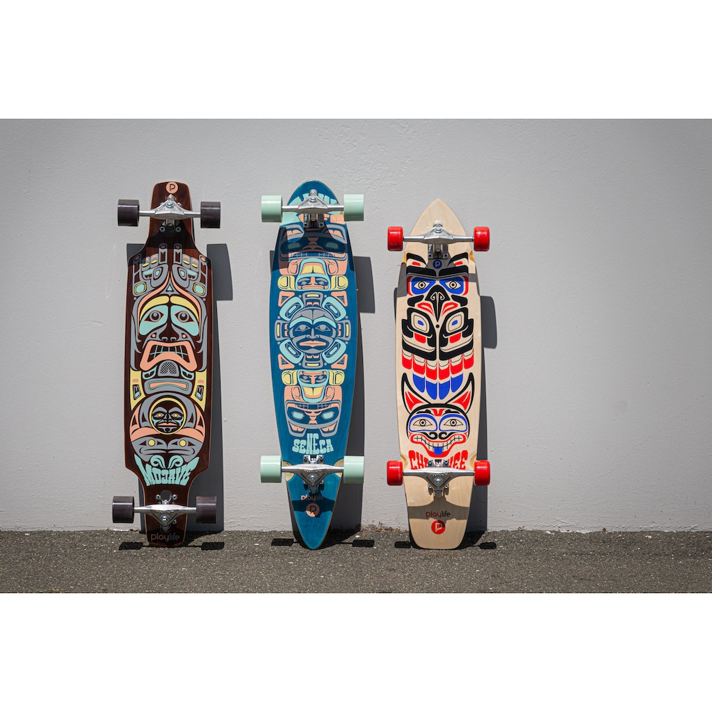 Playlife Longboard »Seneca«