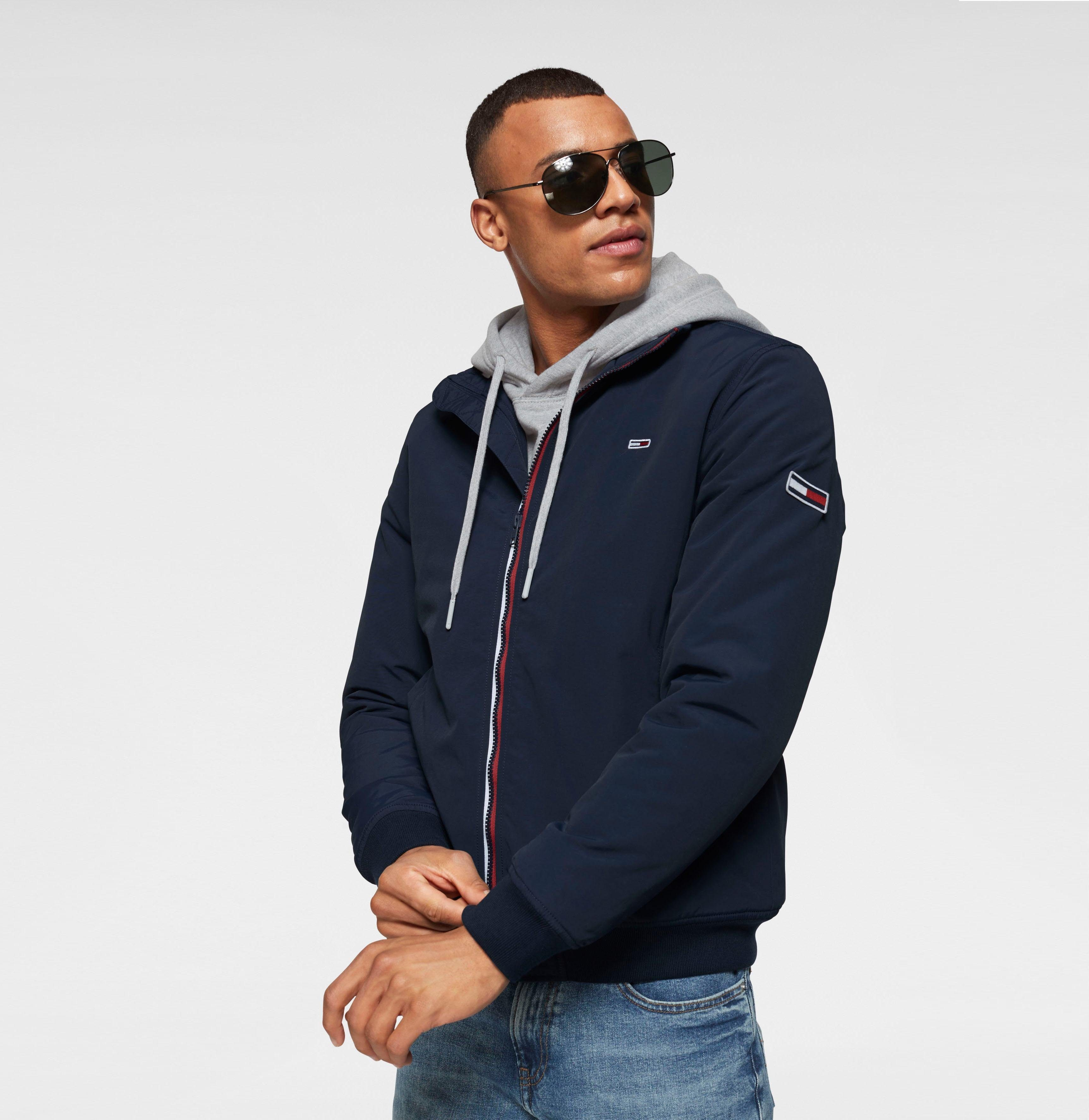 TOMMY JEANS Blouson TJM ESSENTIAL PADDED JACKET | Bekleidung > Jacken > Blousons | Blau | Tommy Jeans
