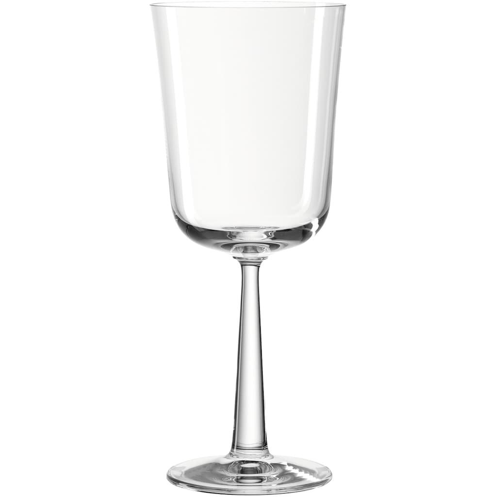 montana-Glas Rotweinglas »:now«, (Set, 6 tlg.), 450 ml, Quotanglas, spülmaschinenfest, 6-teilig