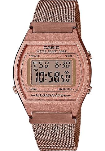 CASIO VINTAGE Chronograph »B640WMR-5AEF« kaufen