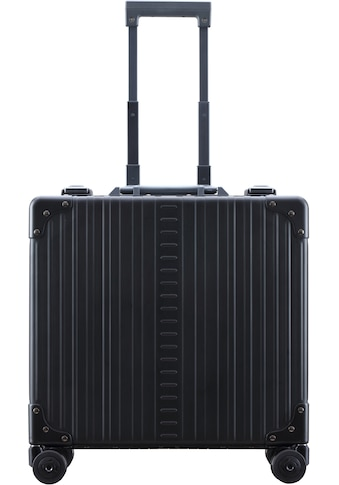 ALEON Pilotenkoffer »Aluminiumkoffer Deluxe Business Case, 44 cm«, 4 Rollen, inkl.... kaufen