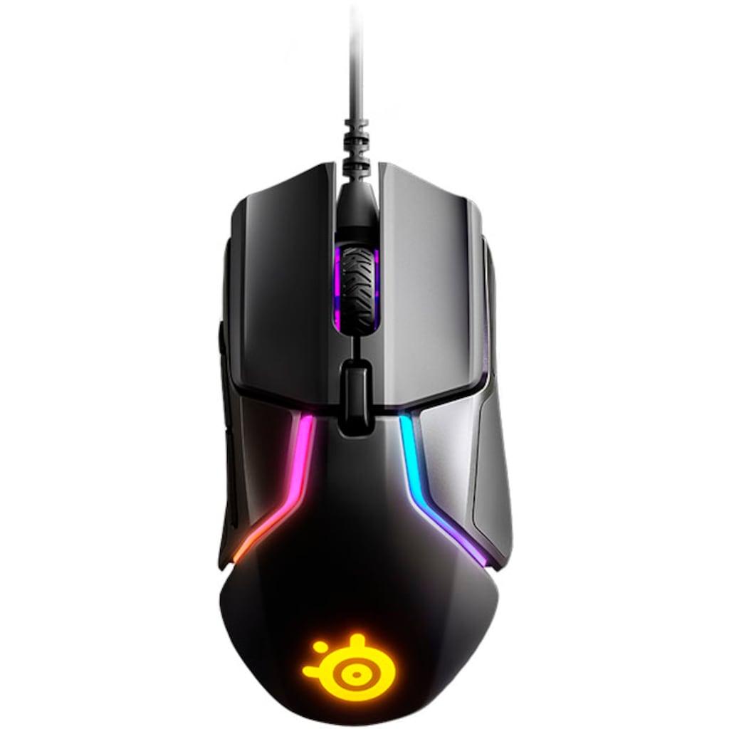 SteelSeries Gaming-Maus »Rival 600«, kabelgebunden