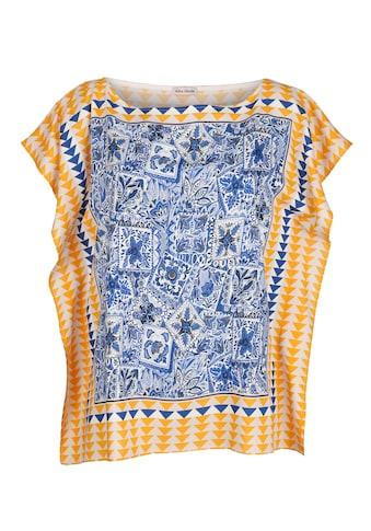 Alba Moda Bluse im Tücherstyle kaufen
