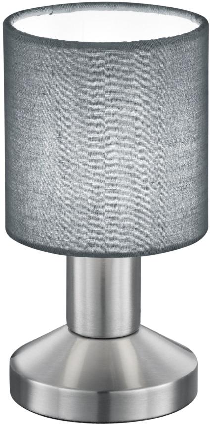 TRIO Leuchten LED Tischleuchte GARDA, E14, Warmweiß