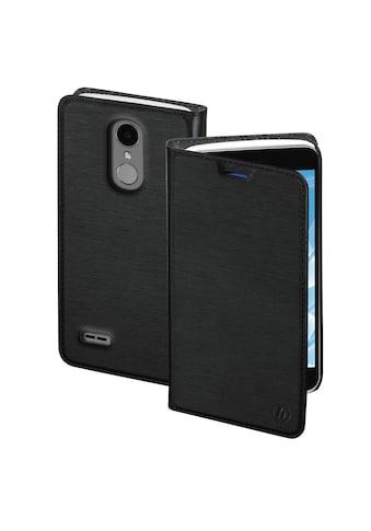 Hama Booklet Handy Smartphone Tasche LG K 11 Slim Hülle »Handytasche Schutzhülle« kaufen